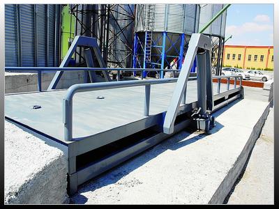 10m Zemin Üstü Boşaltma Platformu3